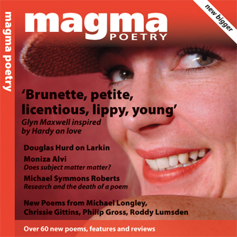 Magma 43 cover