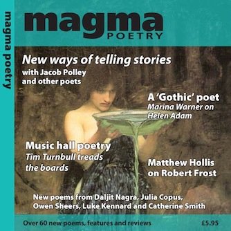 Magma 45 cover