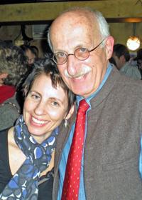 Jacqueline Saphra and Norbert Hirschhorn