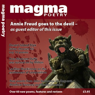 Magma 47 cover