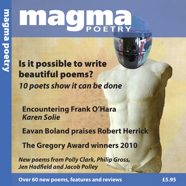 Magma 48 cover