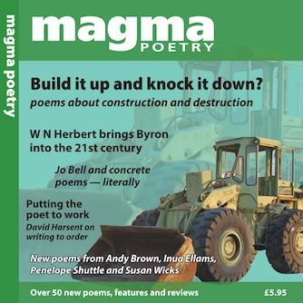 Magma 49 cover
