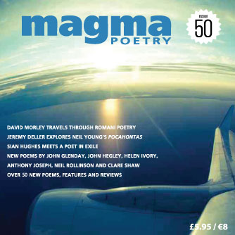 Magma 50 cover