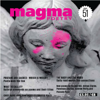 Magma 51 cover