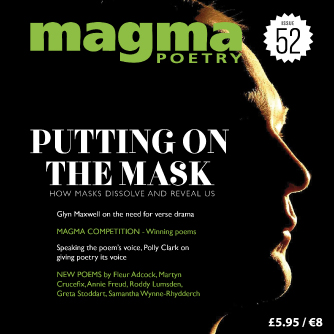 Magma 52 — Sold Out cover