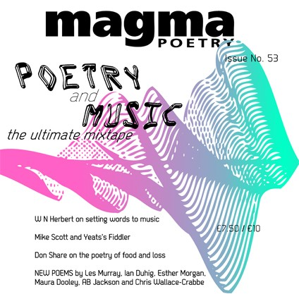 Magma 53 — Poetry and Music