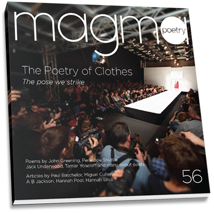 Magma 56 — The Poetry of Clothes