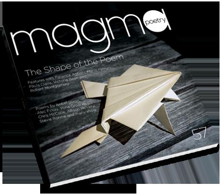 Magma 57 cover