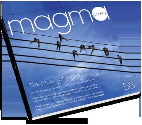 Magma 58 cover