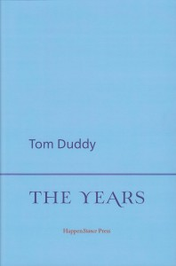 The Years Tom Duddy