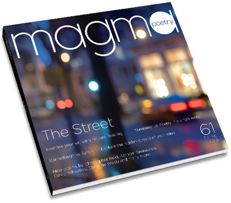 Magma 61 — The Street