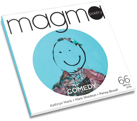 Magma 66 — Comedy - SOLD OUT!