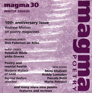 Magma 30 – 10th Anniversary Issue
