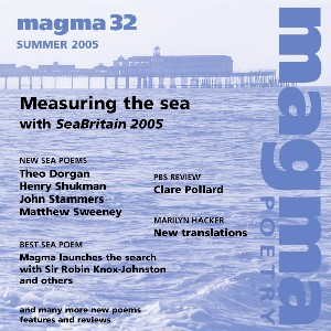 Magma 32 – Measuring the Sea