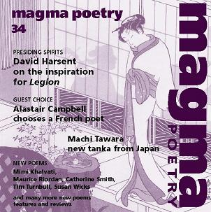Magma 34 cover