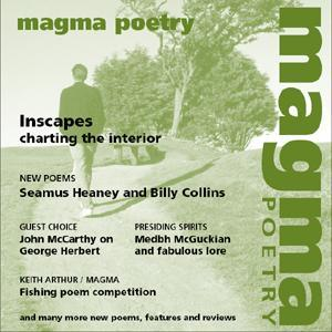 Magma 36 – Inscapes – Charting the Interior