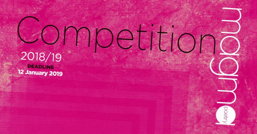 Magma Poetry Competition – Magma Poetry