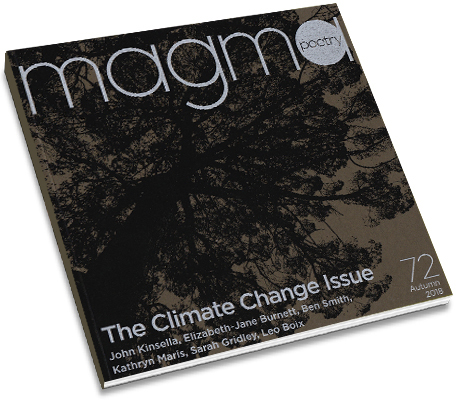 Magma 72 cover