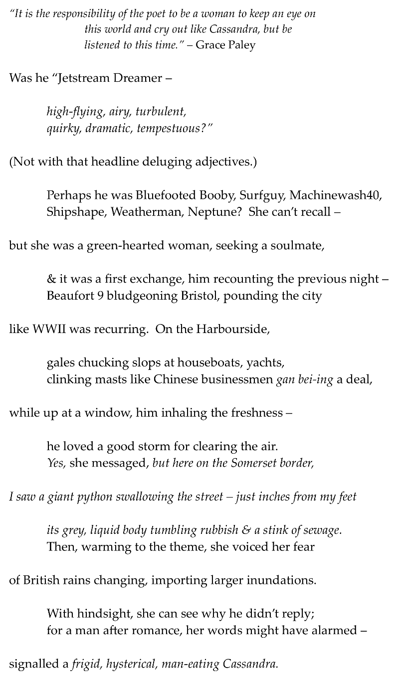 poem about internet dating midlife dating crisis
