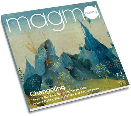 Magma 73 cover