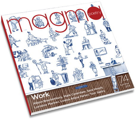 Magma 74 cover