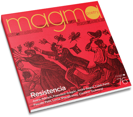 Magma 76 cover