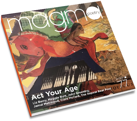 Magma 77 cover