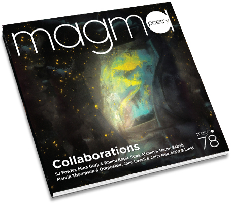 Magma 78 cover